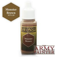 Warpaints - Monster Brown  (18ml)