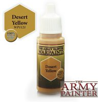 Warpaints - Desert Yellow  (18ml)