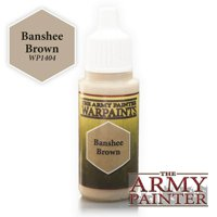 Warpaints - Banshee Brown (18ml)