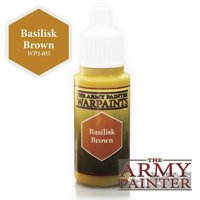 Warpaints - Basilisk Brown (18ml)