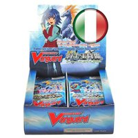 Cardfight!! Vanguard: Discesa del Re dei Cavalieri Box 30 Buste