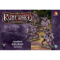 RuneWars Il Gioco di Miniature: Waiqar - Cavalieri della Morte