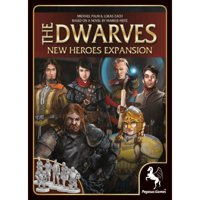 The Dwarves: New Heroes Expansion