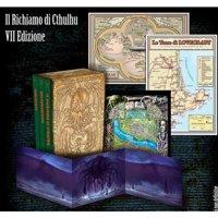 Il Richiamo di Cthulhu Settima Edizione: Box Edizione Deluxe