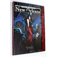Vampiri Il Requiem: Città dei Dannati - New Orleans