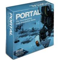 Portal: The Uncooperative Cake Aquisition Game
