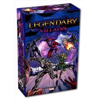 Legendary: Marvel - Villains