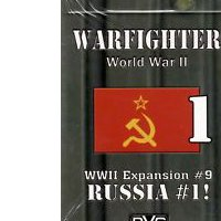 Warfighter: The WWII Tactical Combat Card Game - Russia -1