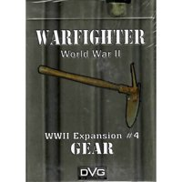 Warfighter: The WWII Tactical Combat Card Game - Gear