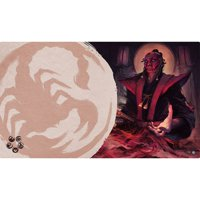 La Leggenda dei Cinque Anelli: Playmat - Master of Secrets