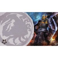 La Leggenda dei Cinque Anelli: Playmat - Defender of the Wall