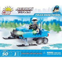 Action Town: Police Snow Patrol