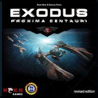 Exodus: Proxima Centauri