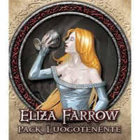 Descent: Pack Luogotenente Eliza Farrow