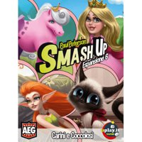 Smash Up: Carini e Coccolosi
